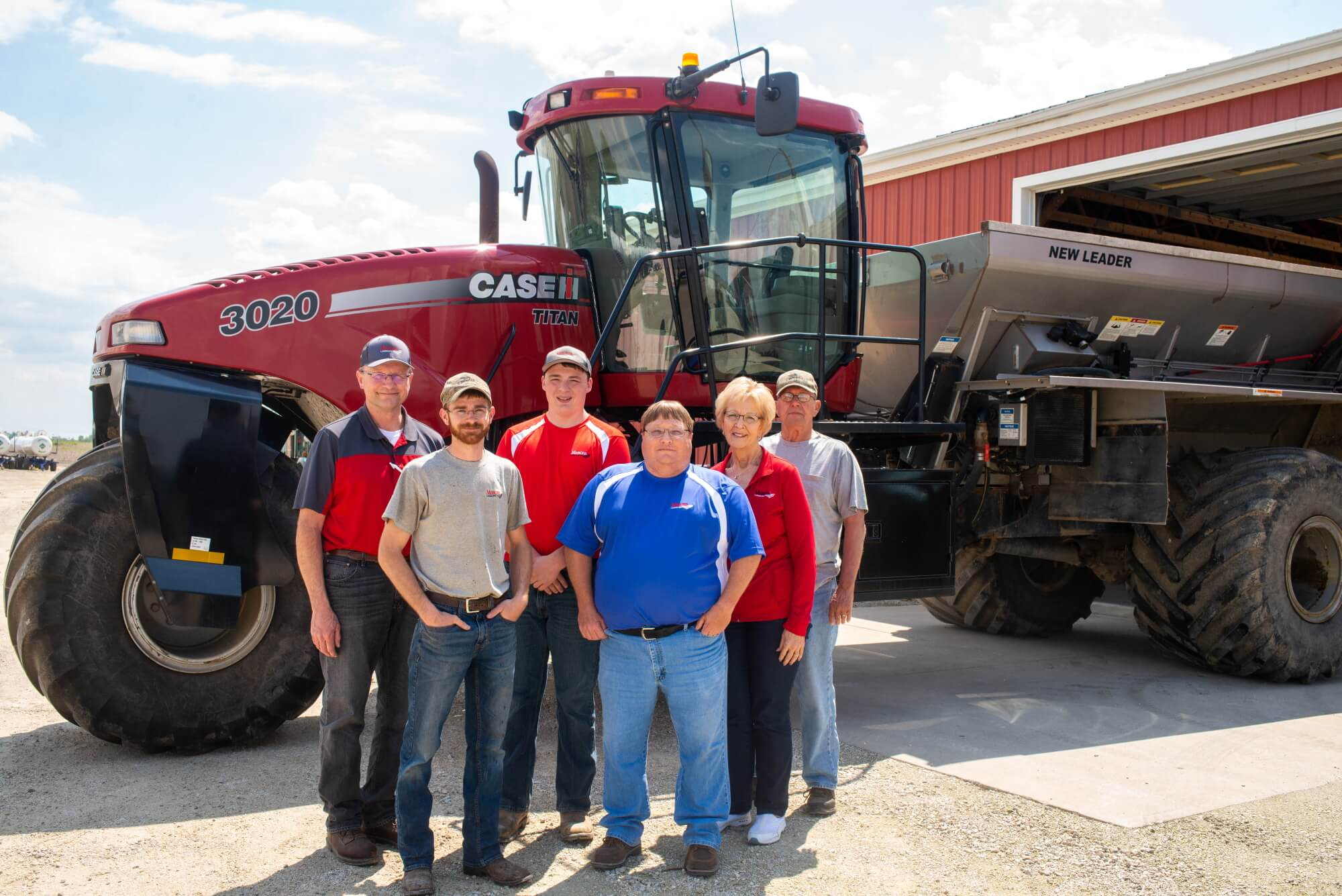 Chattanooga Division – Working Toward Better Solutions for Your Farm