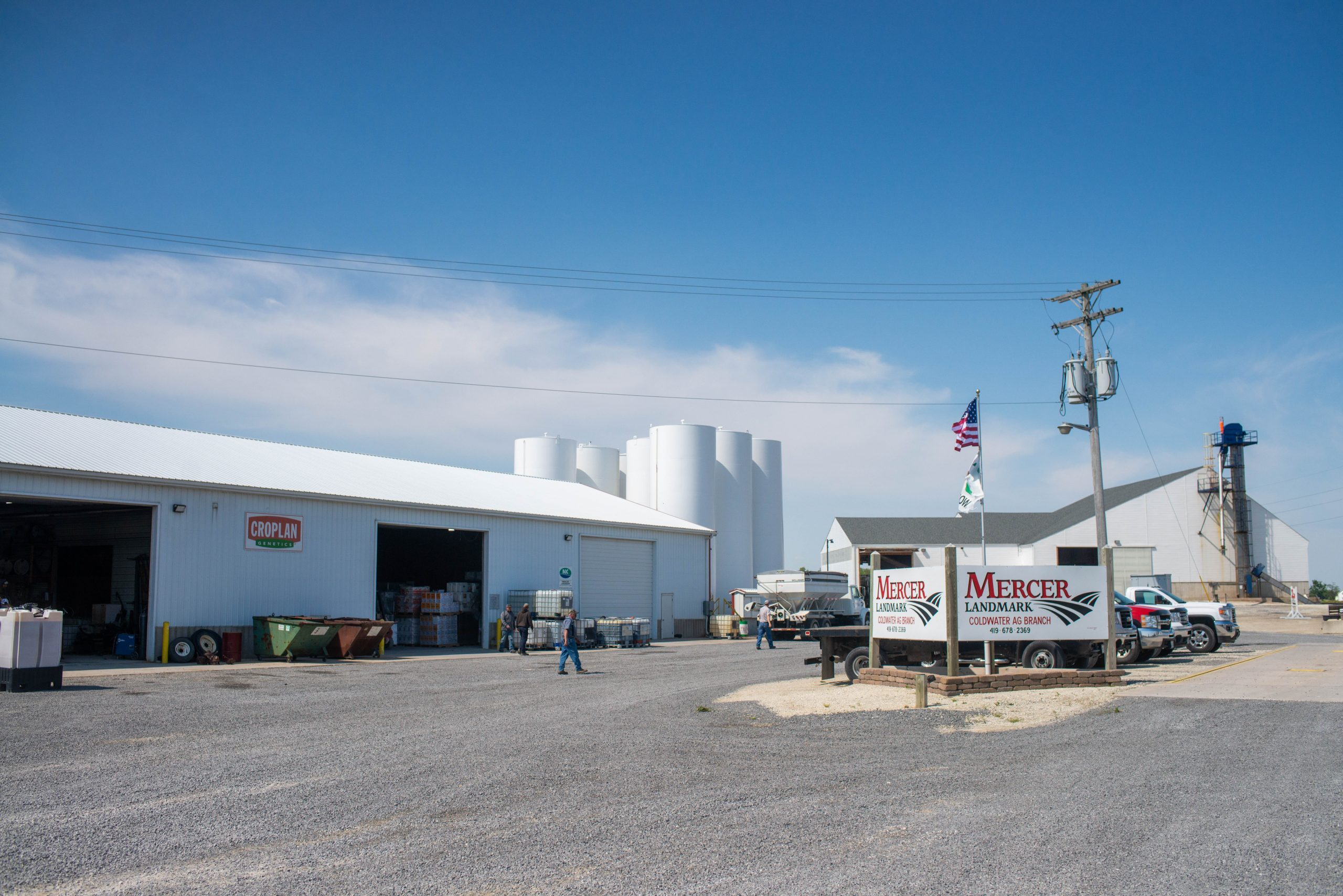 Coldwater Agronomy | Offering Ag Services for Over 44 Years