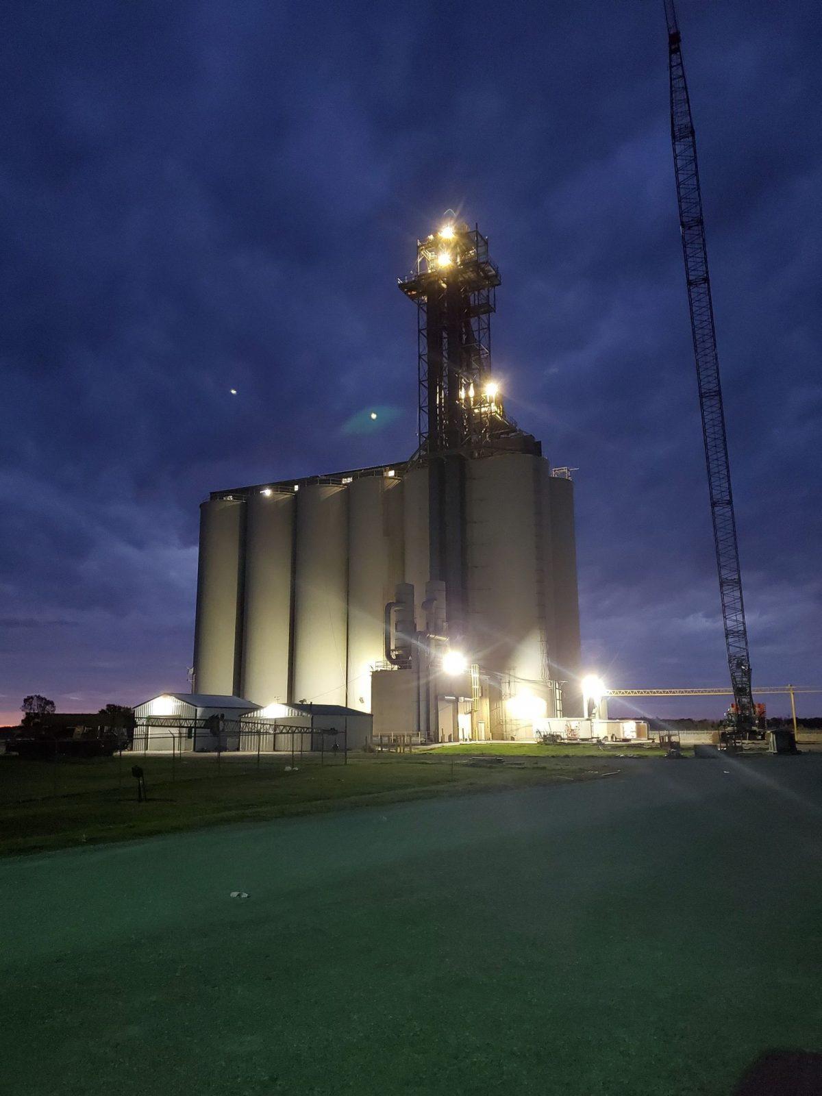 Latty Grain Terminal | 2020 Upgrades